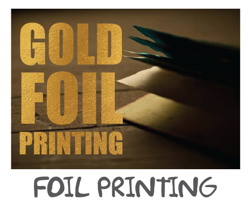 Foiling Printing & Gold Blocking