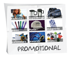 Crunch Branding promotional gifts