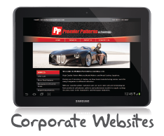 Corporate & Business Web Designs